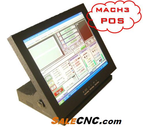 Machcnc controller